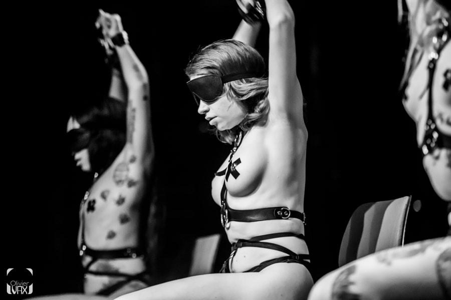 Show BlackHeart Suicide Girls Olivier Vax