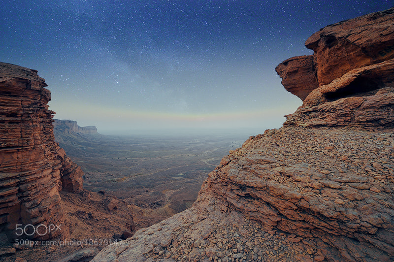 Photograph Edge of the world 03 by Nasser  AlOthman on 500px