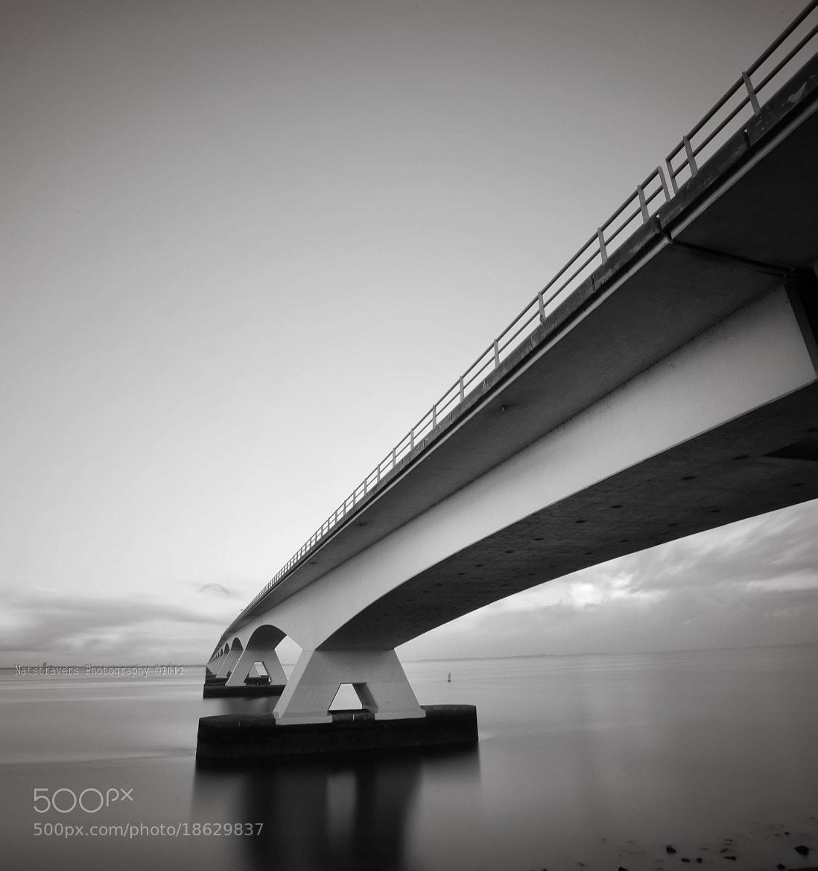 Photograph Zeeland bridge 4 by Nathalie Stravers on 500px