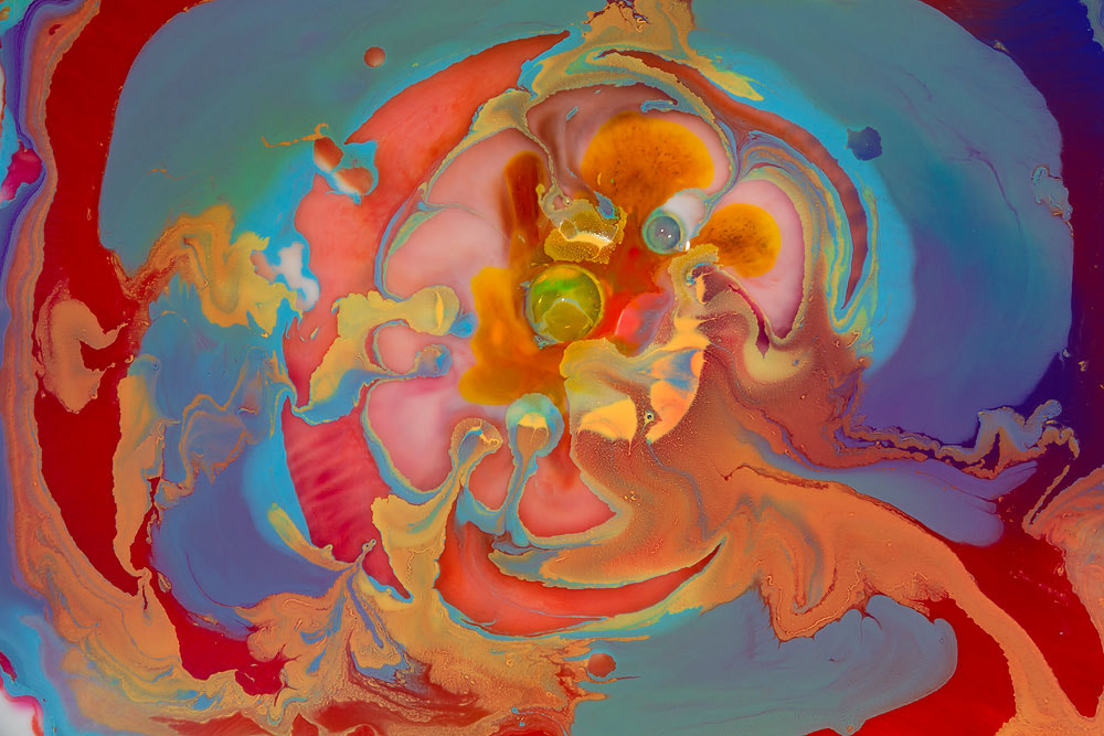 Photograph Psychedelic Brain by Corrie White on 500px