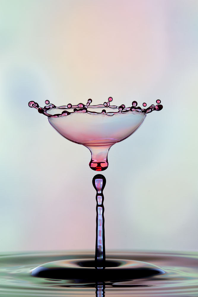 Photograph Floating Martini by Corrie White on 500px