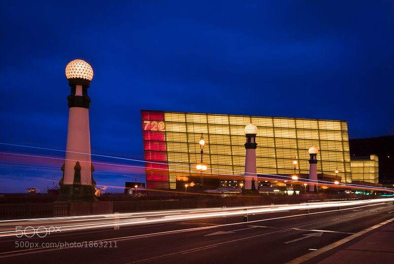 Photograph Kursaal by Iñaki Linazasoro on 500px