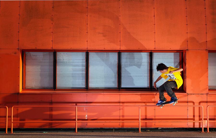 orange street by tranber . on 500px.com