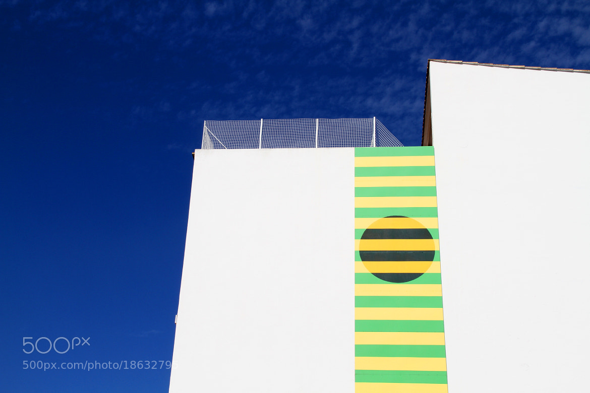 Photograph Architecture + Color by Marta Juan on 500px