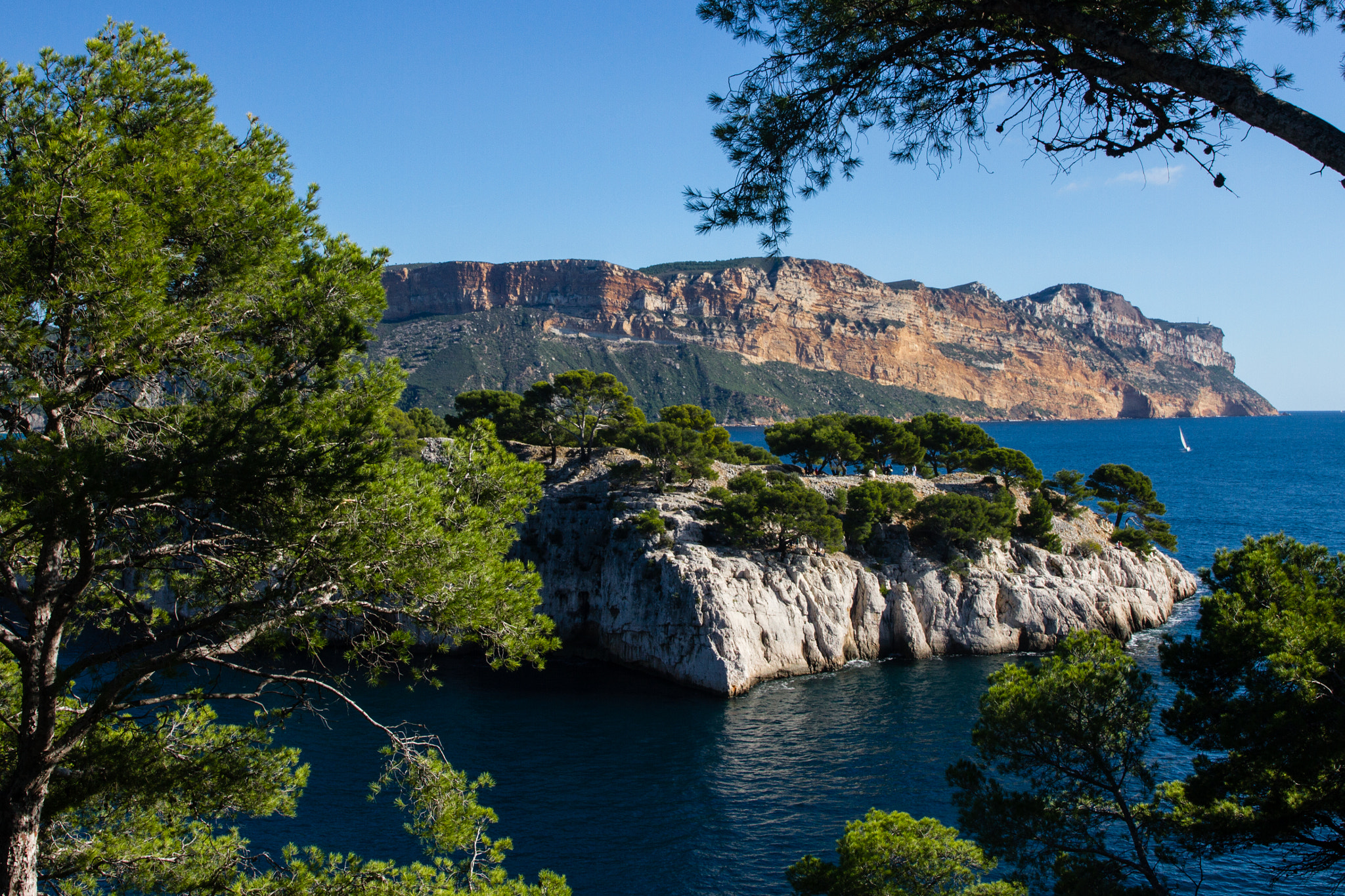 Photograph Cassis #1 by Philippe Jacquetin on 500px