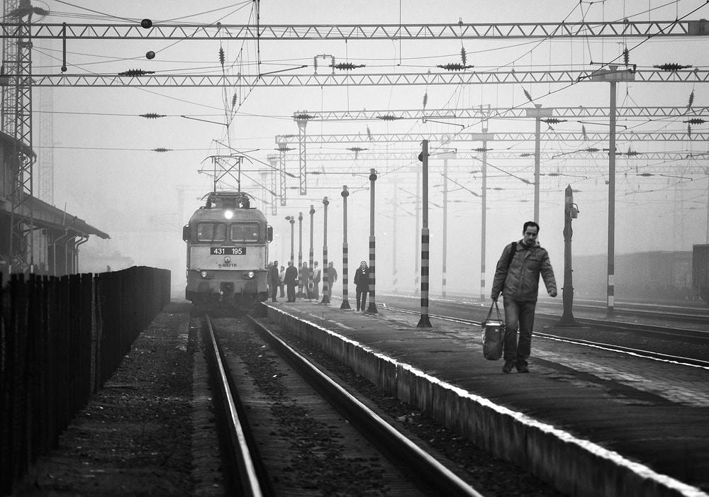 Photograph Arrival by Hober Szabolcs on 500px