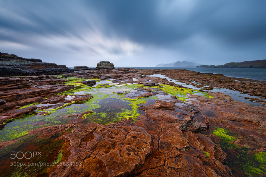 Photograph Muckross Rain by Michael  Breitung on 500px