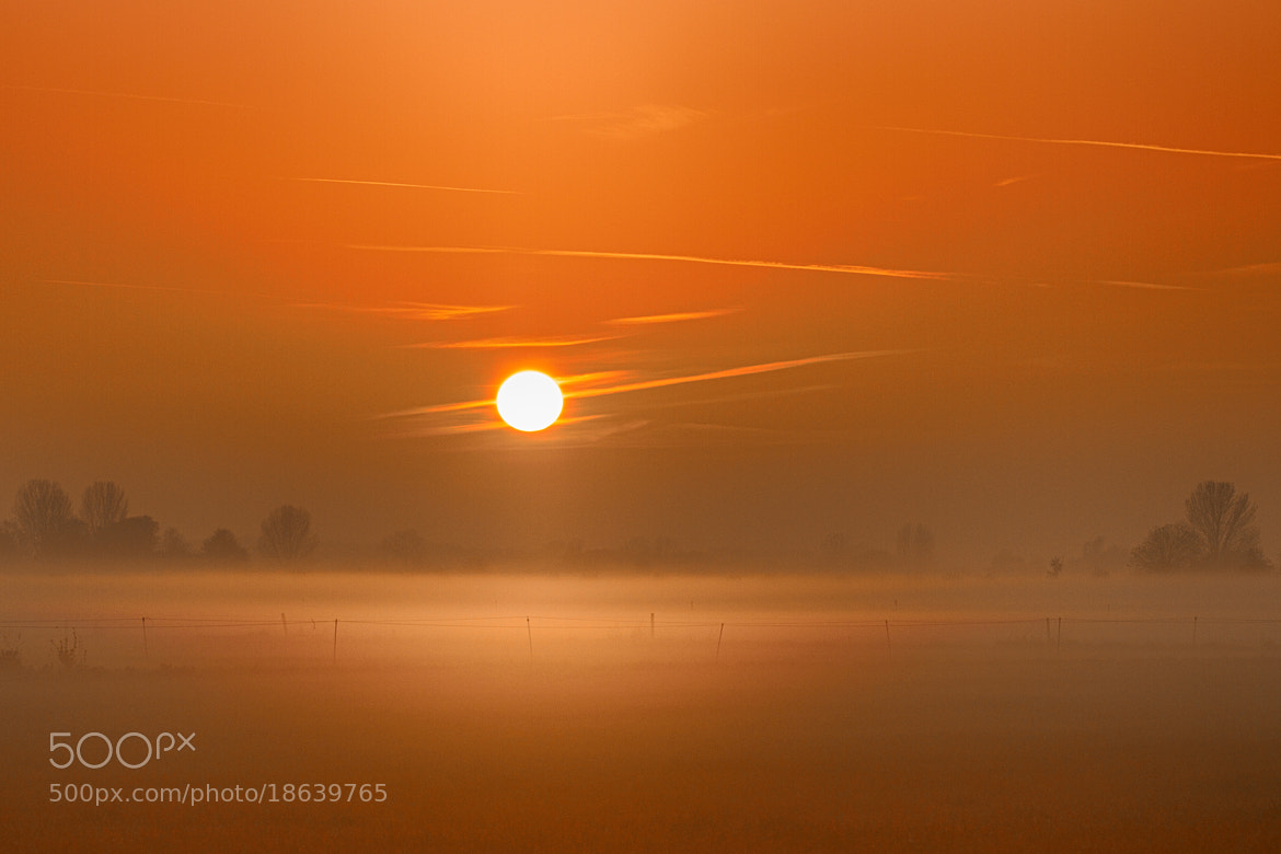 Photograph At the end of a day by Kees Smans on 500px