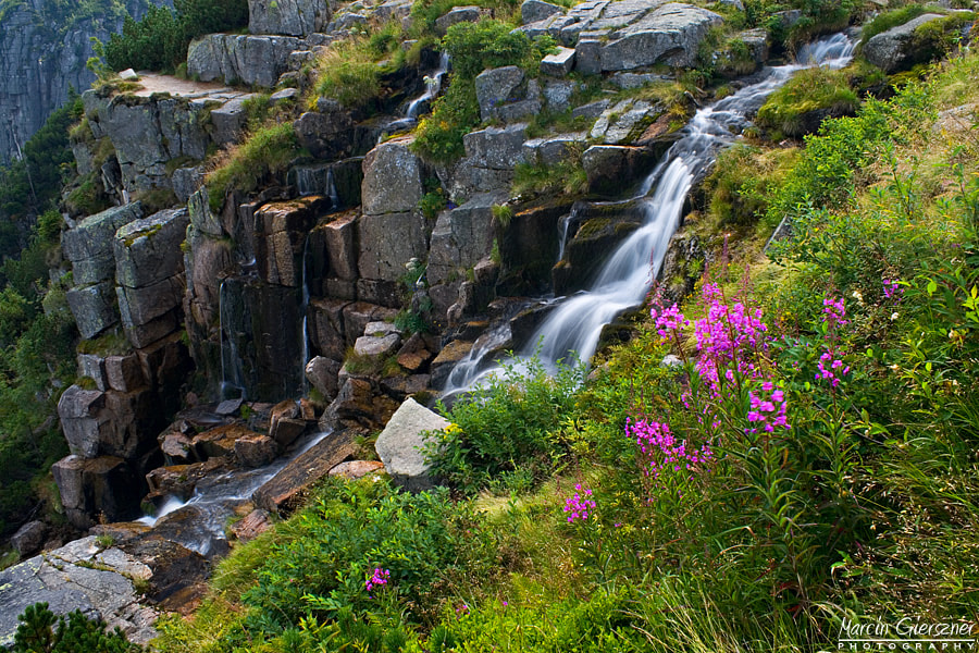 Photograph Pancavsky waterfall by Marcin Gierszner on 500px