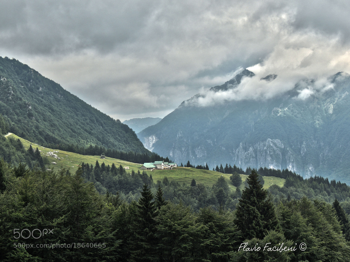 Photograph Italian Alpi by flavio facibeni on 500px