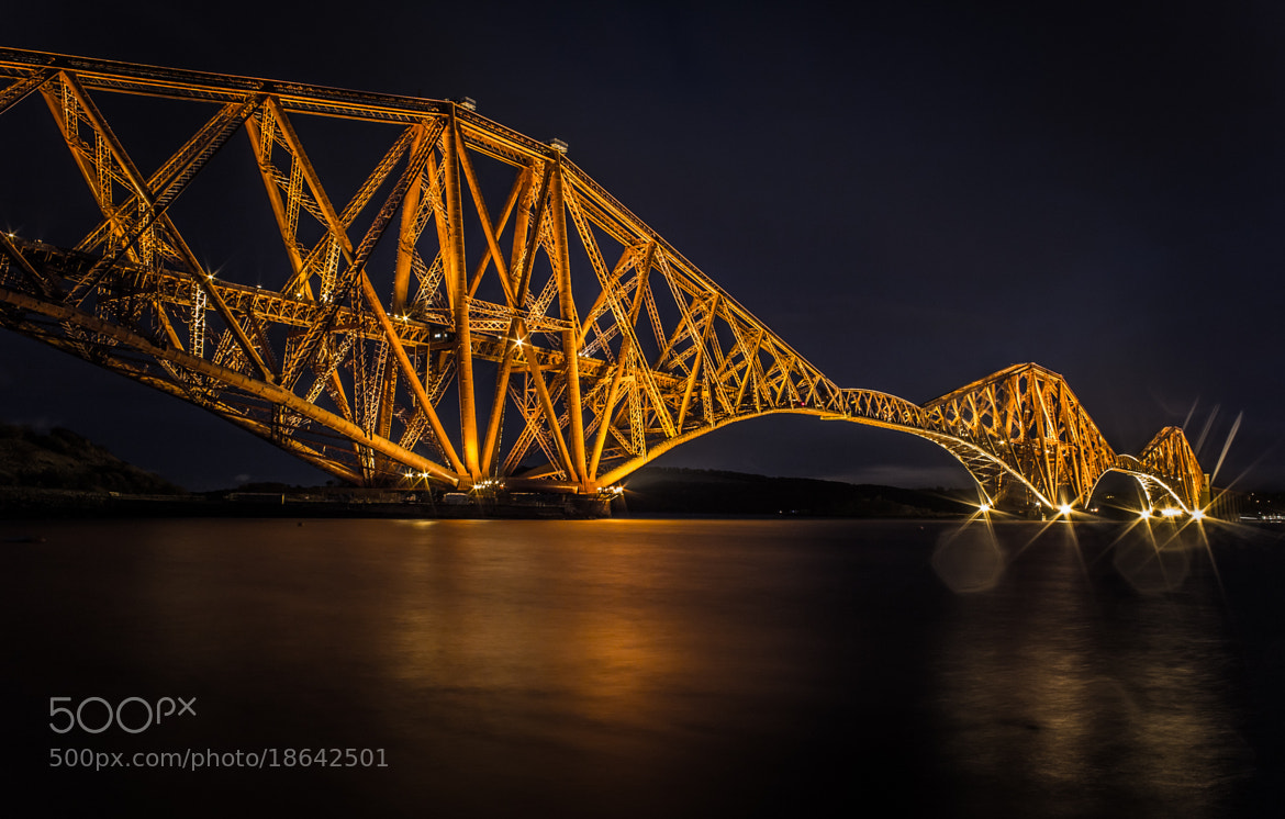 Photograph Old bridge after sunset by Adam Z on 500px
