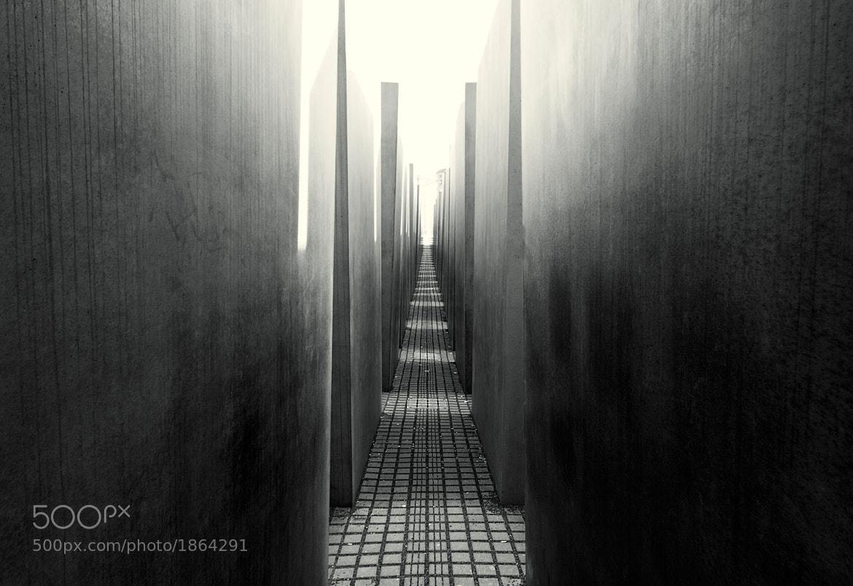Photograph Holocaust Memorial by Jesús Villalba on 500px