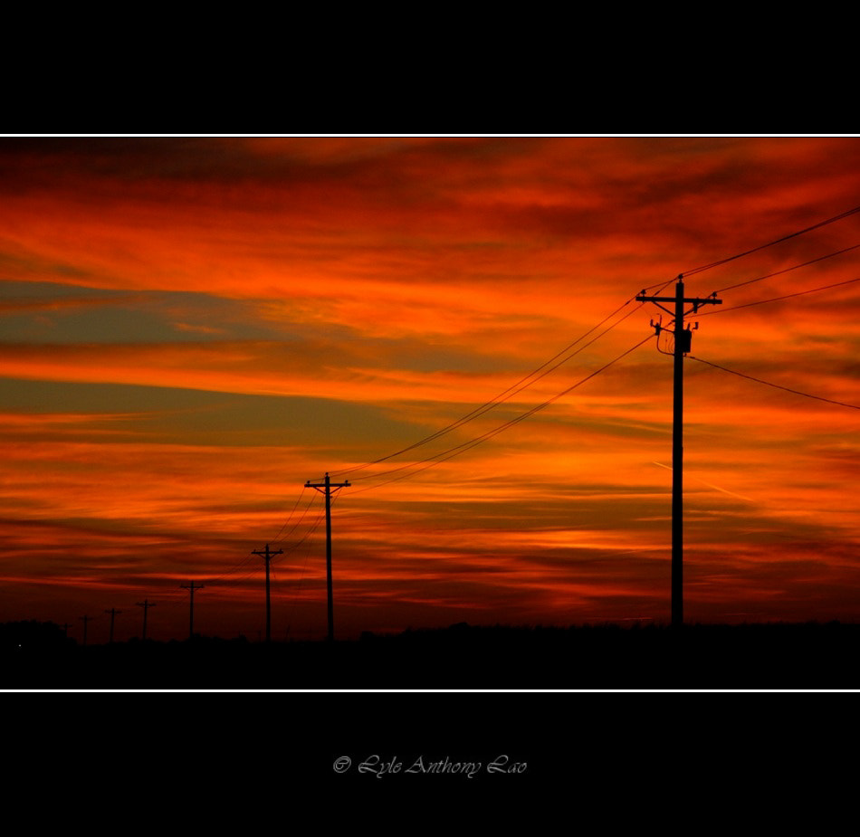 Photograph Electric Post  by Lyle Anthony Lao on 500px