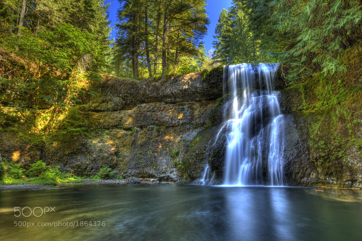 Photograph Upper North Falls #2 by William Dodd on 500px