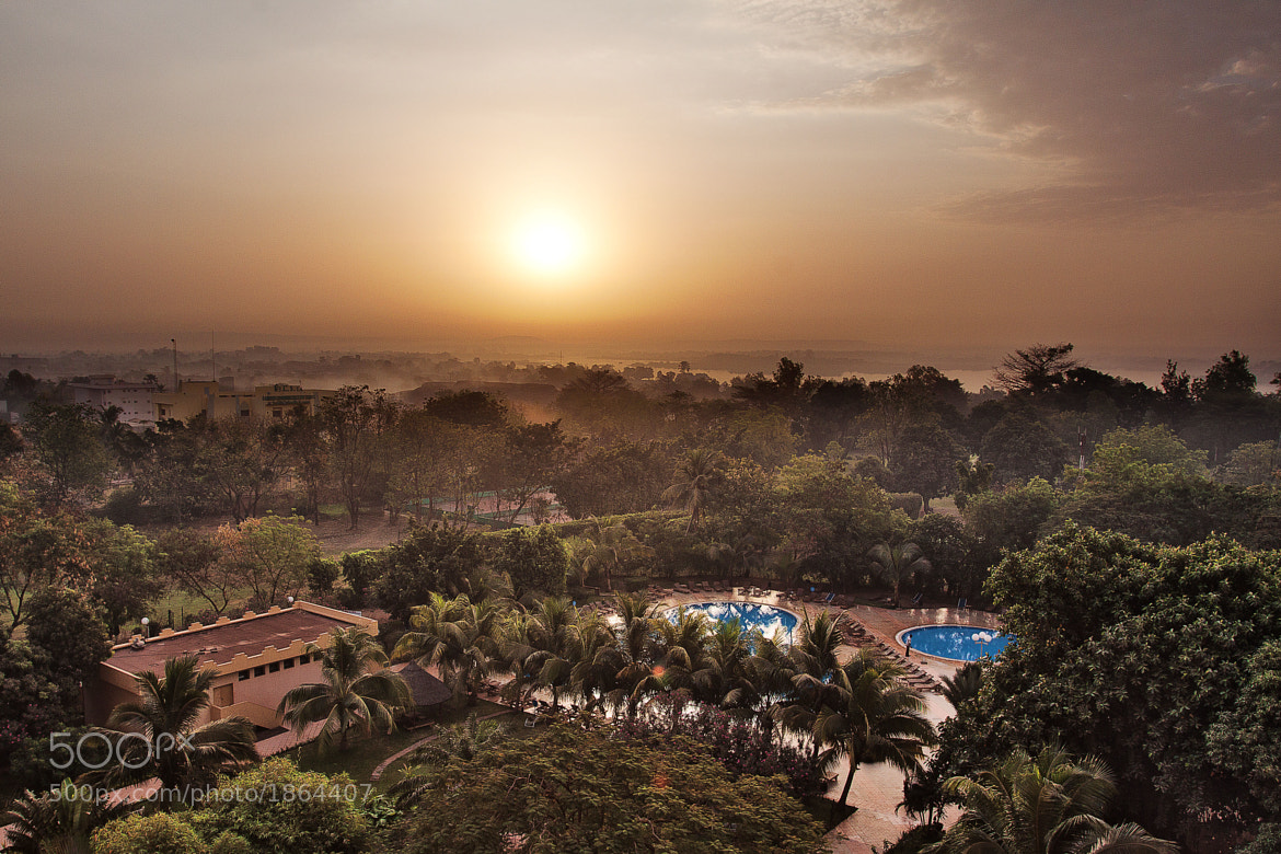 Photograph Sunrise in Bamako by Michal Pěček on 500px