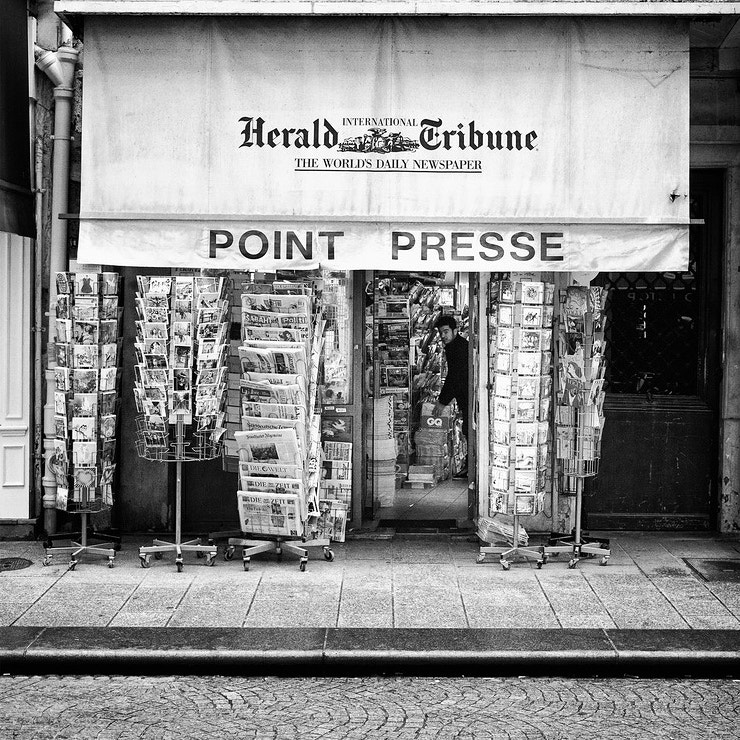 Photograph Point Presse by Laurent DUFOUR on 500px
