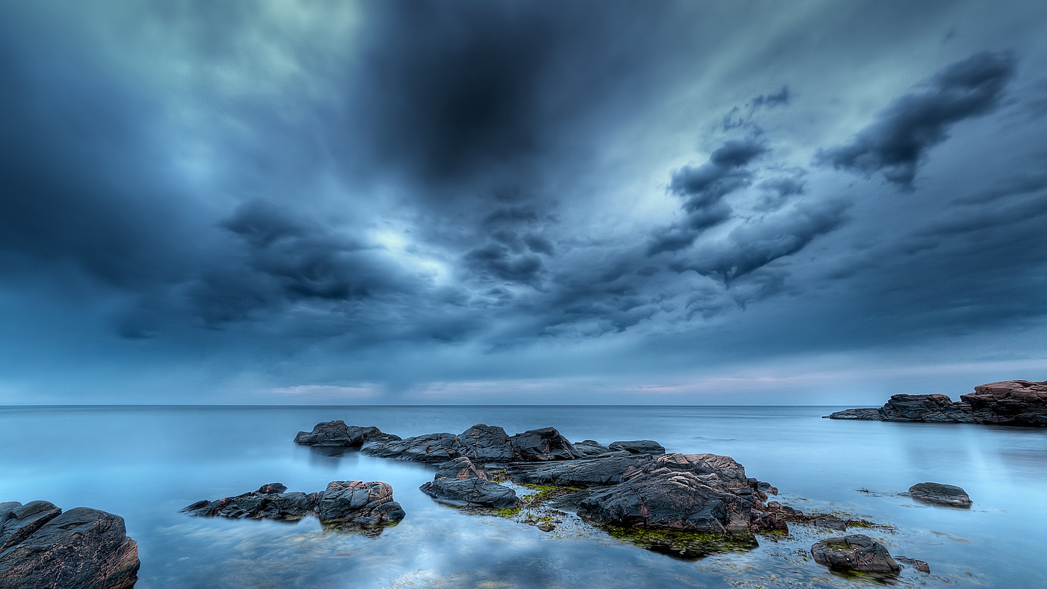 Photograph Hovs Hallar Clouds (HDR) by Magnus Larsson on 500px