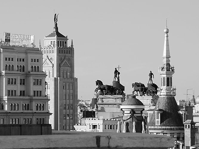 Photograph Top of Madrid by Raquel Asenjo on 500px