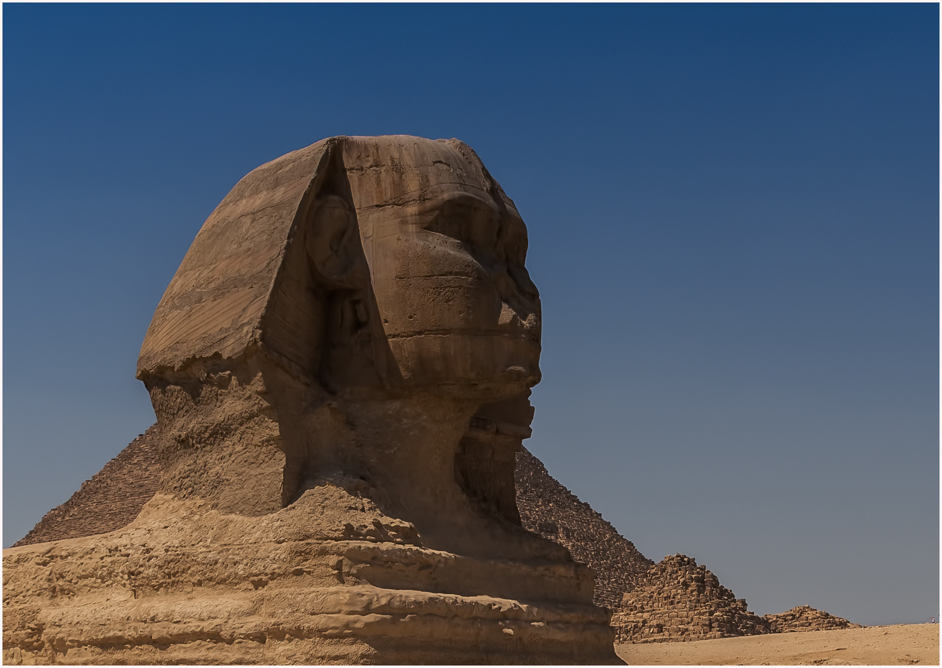 Photograph The Great sphinx Of Giza by Jamie Hyde on 500px