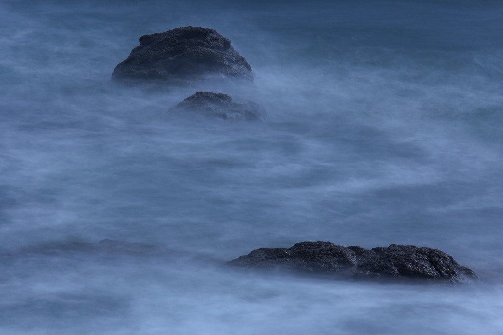 Photograph Three rocks by olivier cosson on 500px