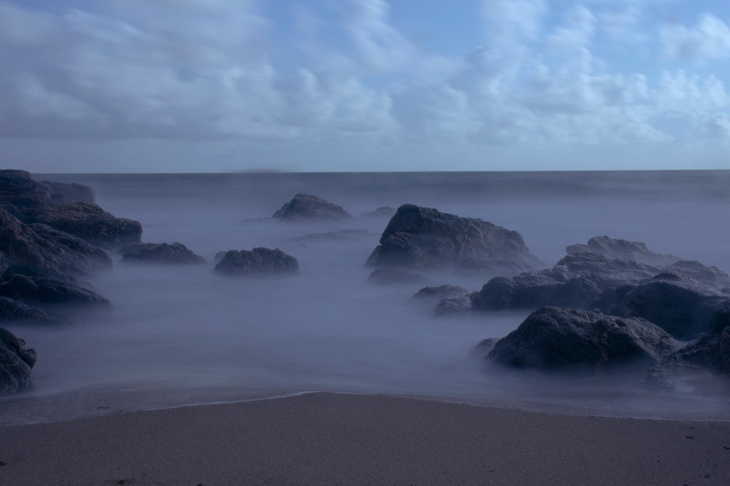Photograph Rocks on the waves by olivier cosson on 500px