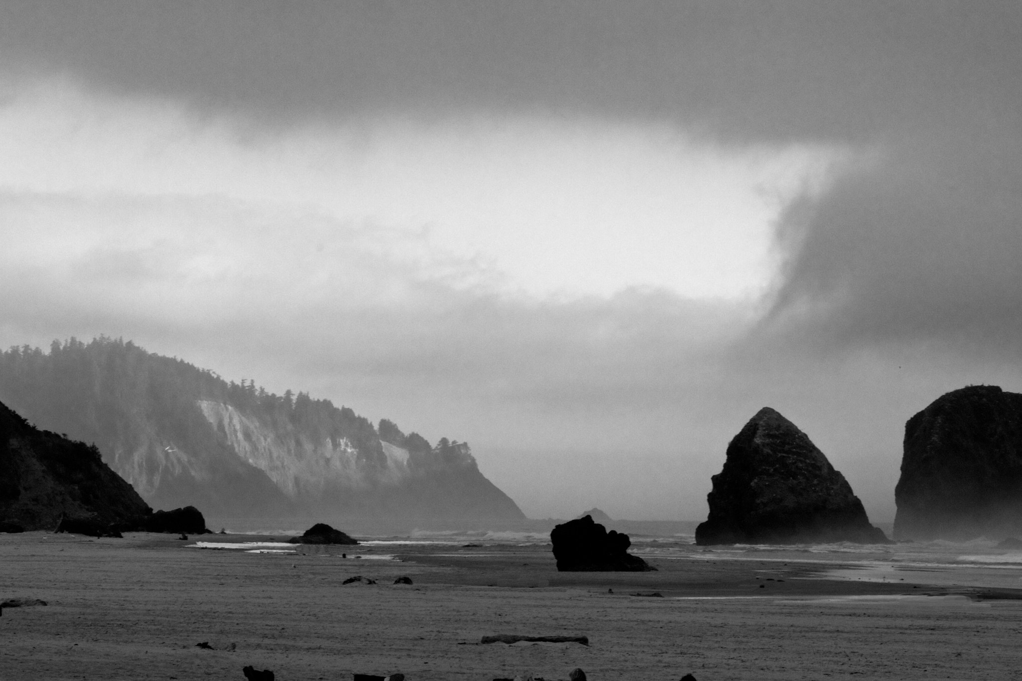 Photograph Canon Beach by marc sherwood on 500px