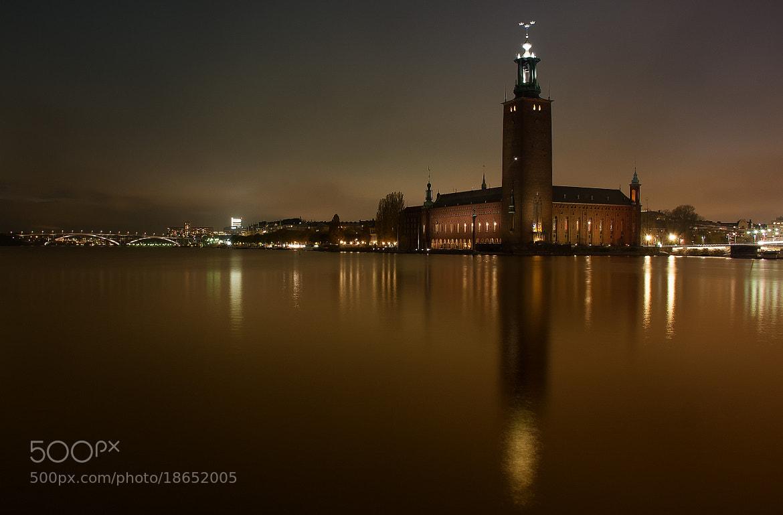 Photograph City Hall by Fabrizio Iacoviello on 500px