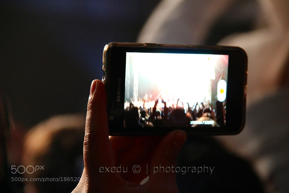 Photograph In Concert by Eduardo Cando on 500px