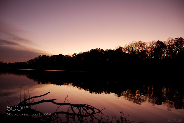 Photograph Sunset  by Aruna Dangol on 500px