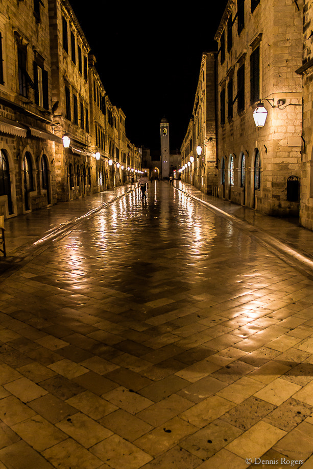 Photograph The Stradun by Dennis Rogers on 500px