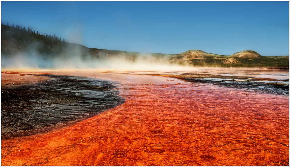 Photograph Hot Spring by Ian McConnell on 500px