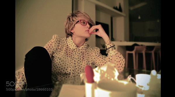 Photograph self-portrait by Valerie Lopez on 500px