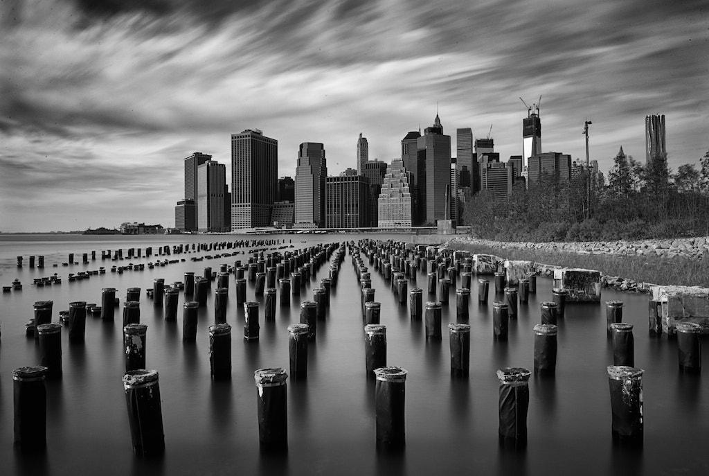 Photograph NYC from Brooklyn by Tony Sweet on 500px
