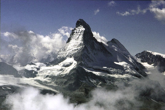 Photograph Matterhorn Clouds by John  Reed on 500px