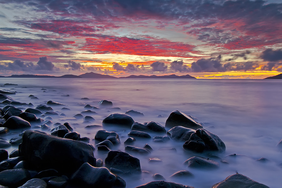 Photograph red clouds by Erwin Julian Lie on 500px
