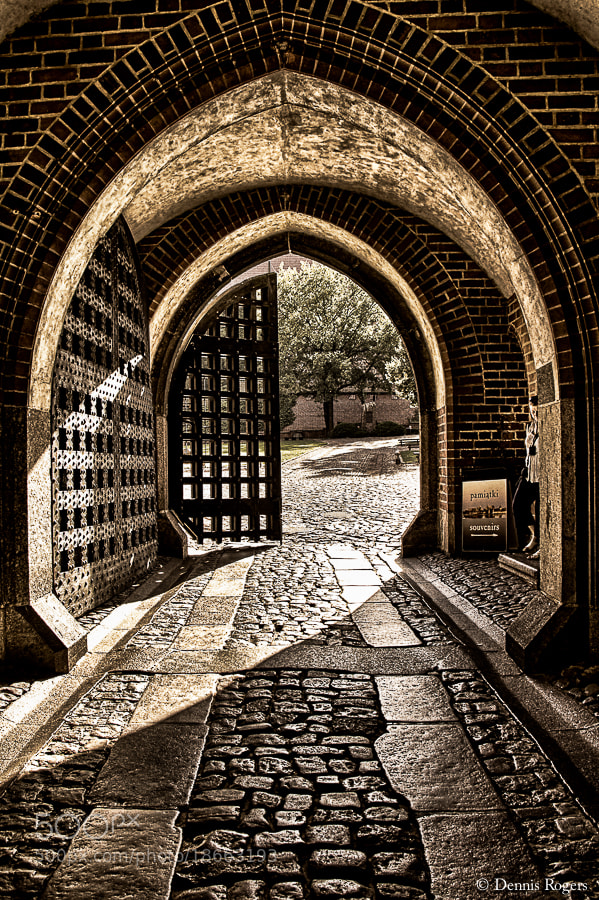 Photograph Castle Gate by Dennis Rogers on 500px