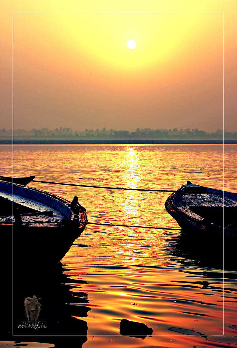 Photograph Twin Boats by Abhilash Mukherjee on 500px