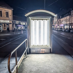 Photograph lightPortal by Lukas Bachschwell