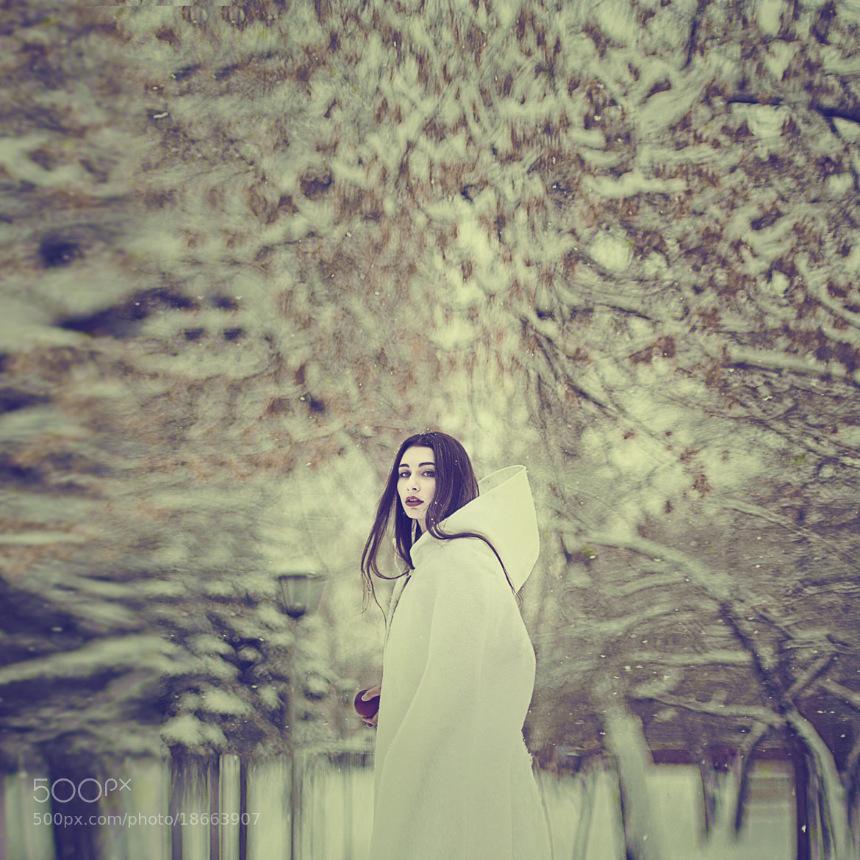 Photograph Snow White by Ирина Ковалева on 500px