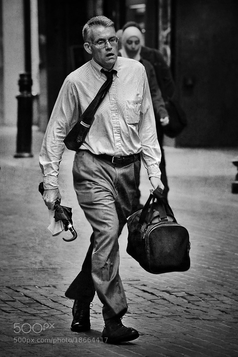 Photograph The Rat Race by B C on 500px