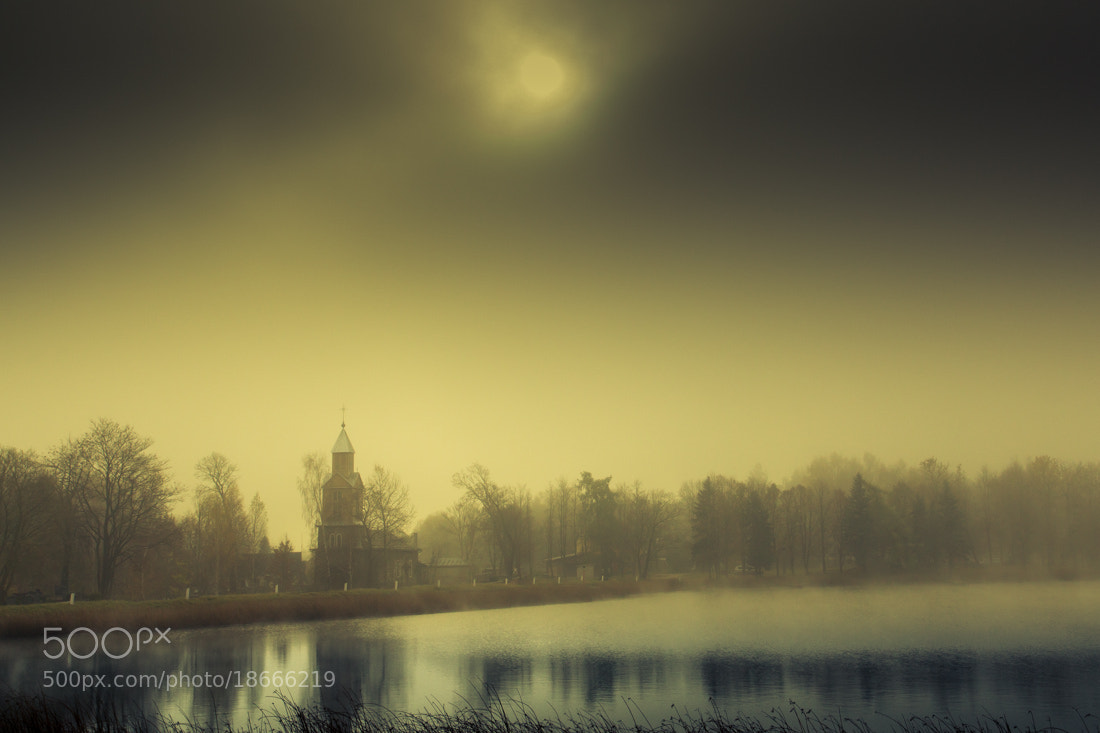 Photograph Light after darkness by Mindaugas Ma on 500px