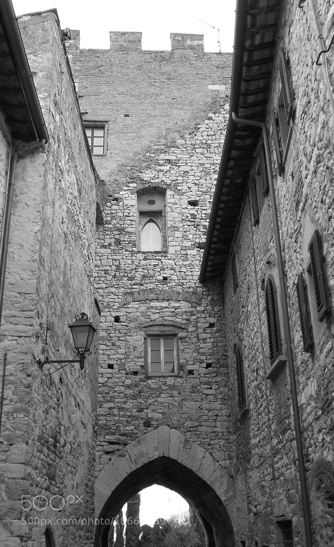 Photograph Calenzano Alto - borgo medioevale by Fabrizio Pivari on 500px