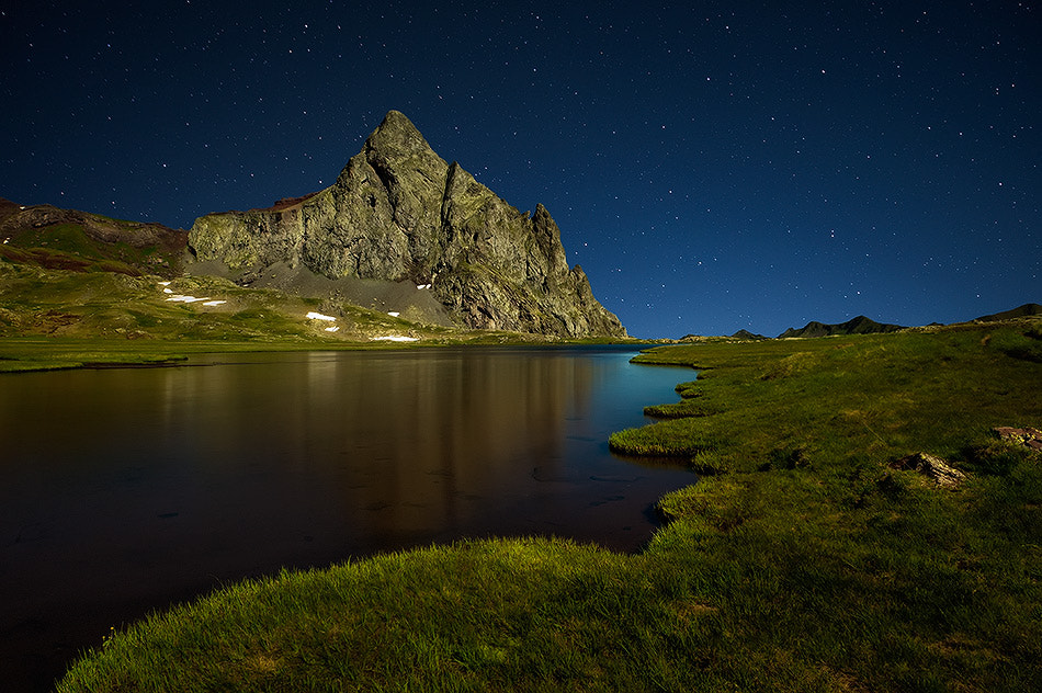 Photograph Anayet night by David Martín Castán on 500px