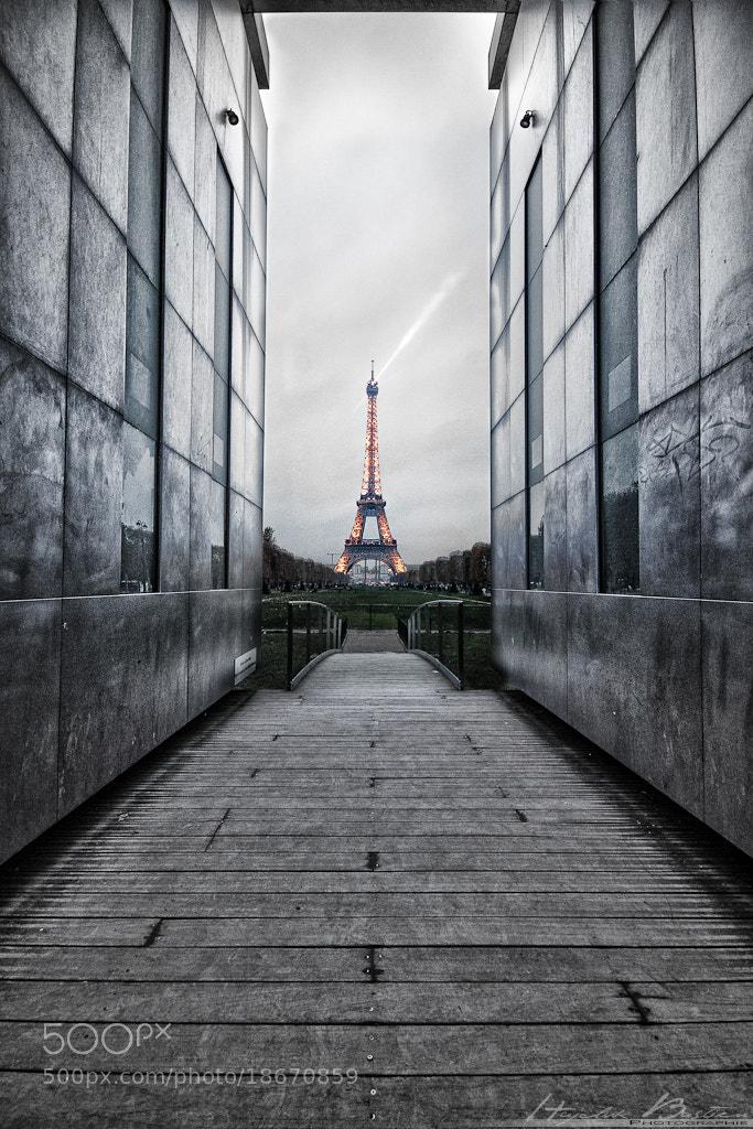 Photograph Eiffeland by Bastien HAJDUK on 500px