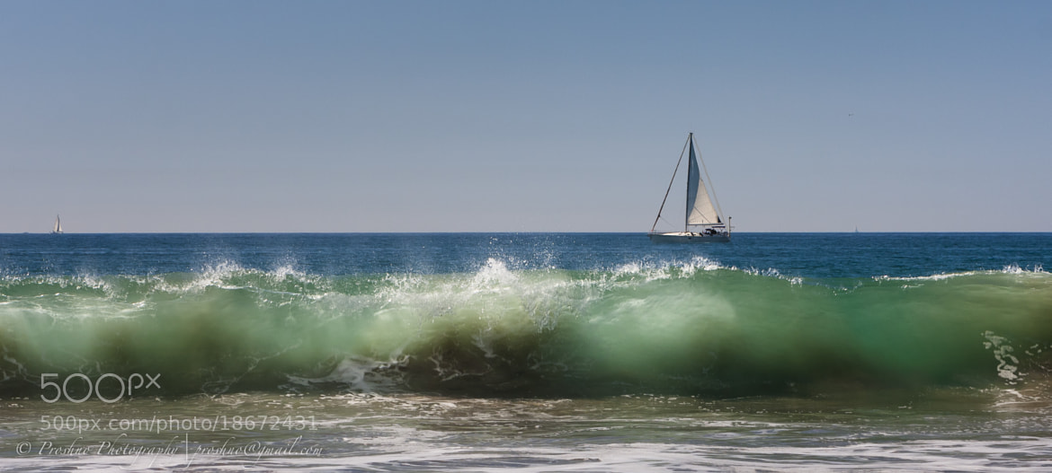 Photograph Breaking Wave by Arif Abdullah on 500px