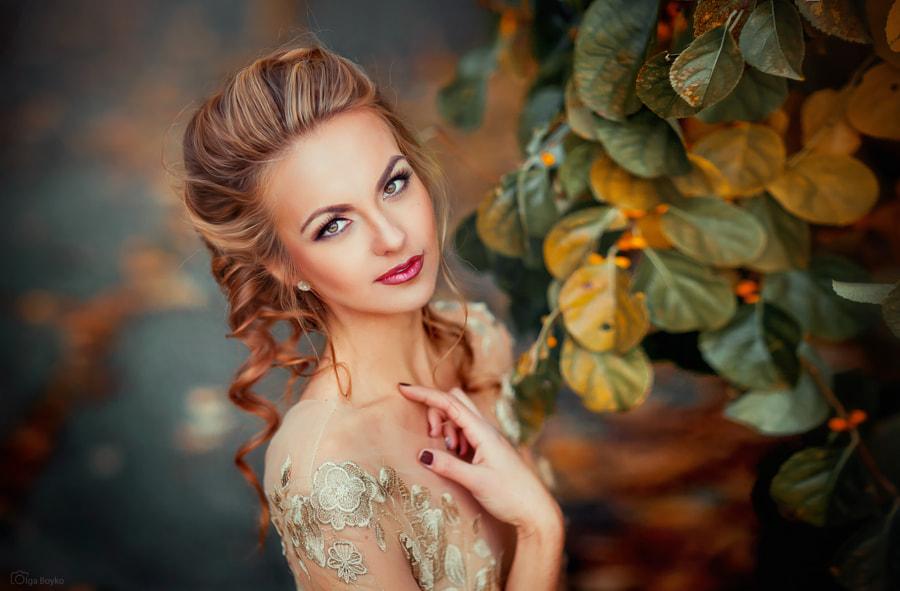 Anna by Olga Boyko on 500px.com
