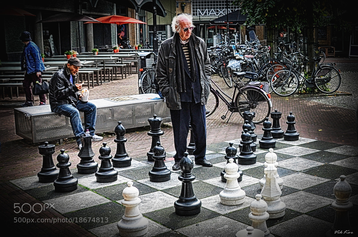 Photograph On the street of Amsterdam. by Viktor Korostynski on 500px