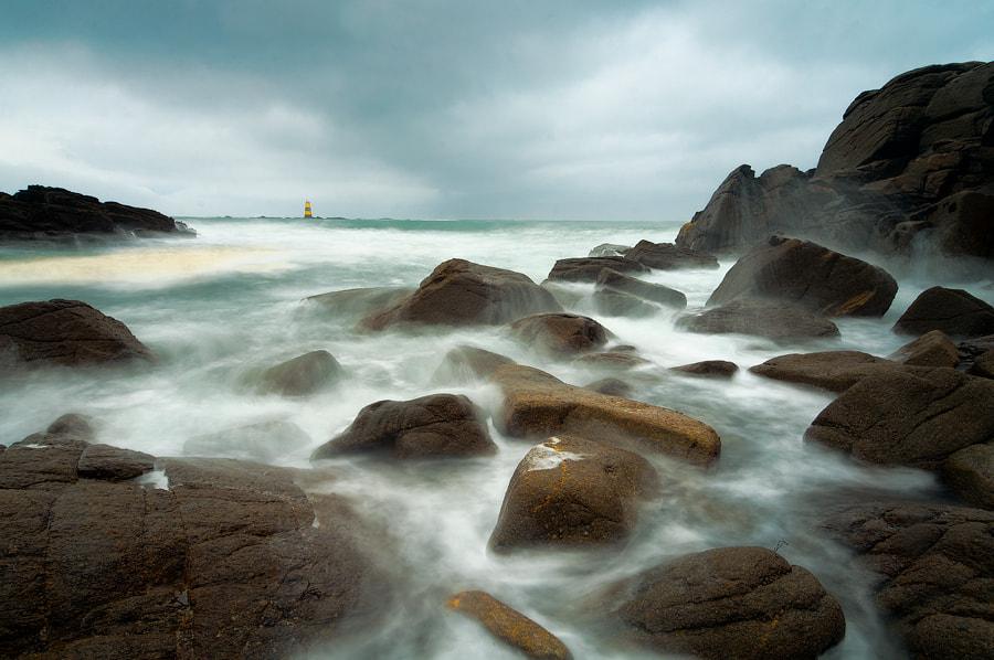 Photograph Bad weather on Yeu island by Thomas Baillieux on 500px