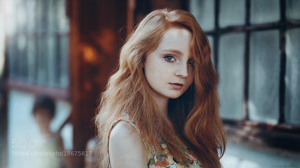 Photograph Olga by Artur Saribekyan on 500px