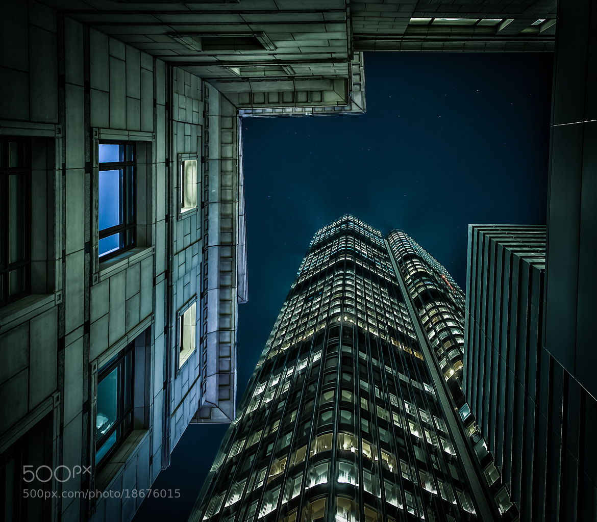 Photograph Dark night rises by .Vulture Labs on 500px